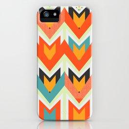 Shapes of joy iPhone Case