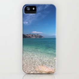 Mezzavalle iPhone Case