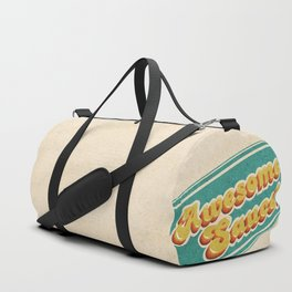 Awesome Sauce! Duffle Bag