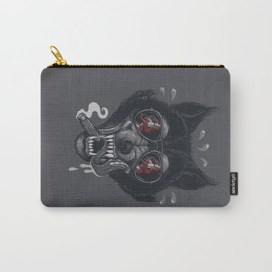 Hungry like the Wolf! Carry-All Pouch