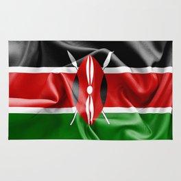 Kenya Flag Rug