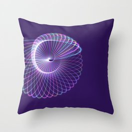 Entrancement Throw Pillow