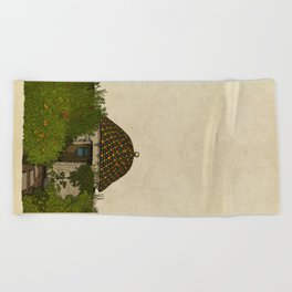 The Guard House Beach Towel