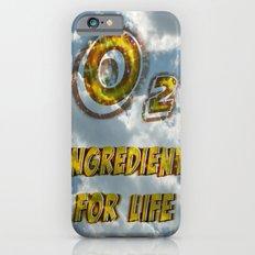 Oxygen Ingredient for Life Slim Case iPhone 6s