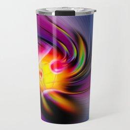 Abstract Perfection 52 Travel Mug
