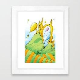 Dr Seuss Framed Art Print