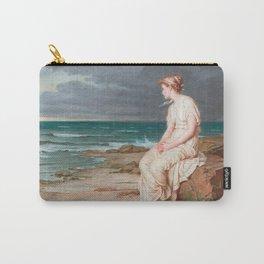 Miranda, John William Waterhouse Carry-All Pouch