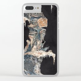 Nature's Dice Clear iPhone Case