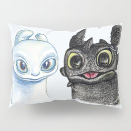 Lightfury Pillow Sham