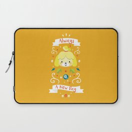 Animal Crossing: Isabelle Laptop Sleeve