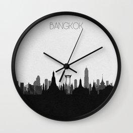 City Skylines: Bangkok Wall Clock