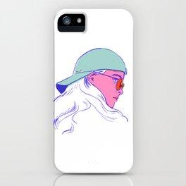 girl2 iPhone Case