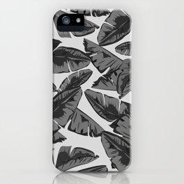 Plantain Tropic II iPhone Case