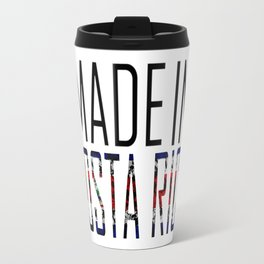 Made In Costa Rica Travel Mug