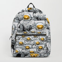 We Come in Peace Backpack