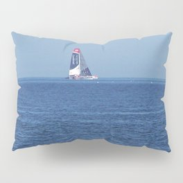 #3 Transat Québec Saint-Malo 2012 Winner Pillow Sham