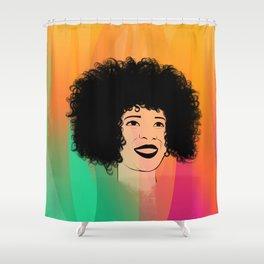 Beauty Shower Curtain