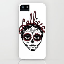 Lelleco iPhone Case
