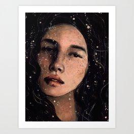 Love Awakens Art Print
