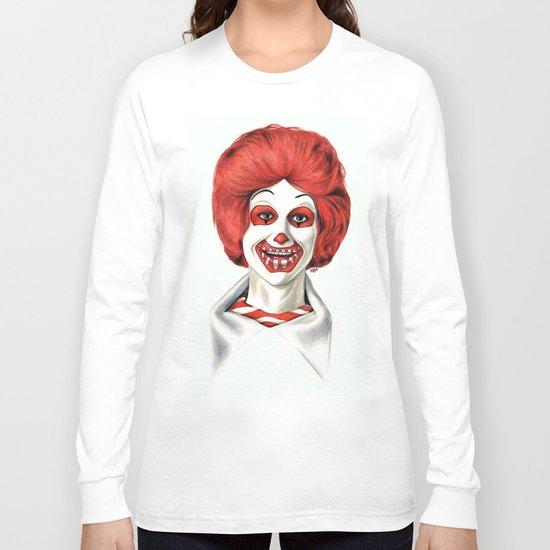 Dia De Los McMuertos Long Sleeve T-shirt