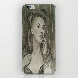 Candice Alice iPhone Skin