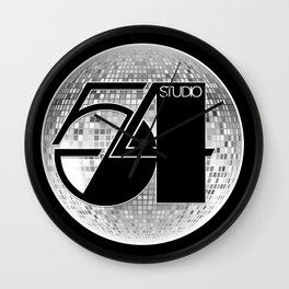 Studio 54 - Discoteque Wall Clock