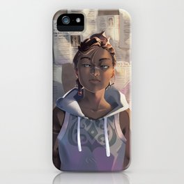 Korra iPhone Case