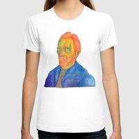 van T-shirts featuring Van  Gogh by gunberk