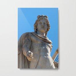 Athens IV Metal Print
