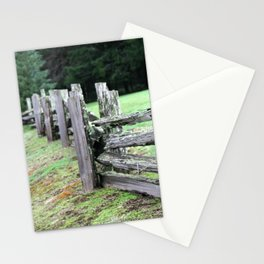 The Fence Stationery Cards
