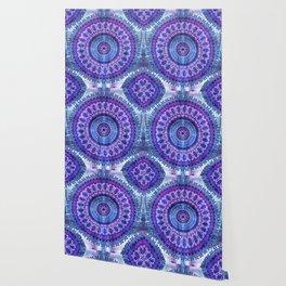 Hydrangea Mandala Wallpaper