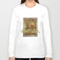 karu kara Long Sleeve T-shirts featuring Adventure up! by Klara Acel