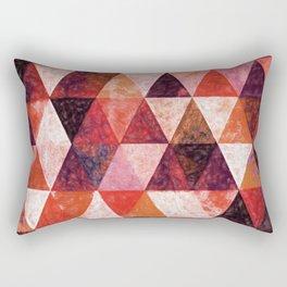 Abstract #816 Rectangular Pillow