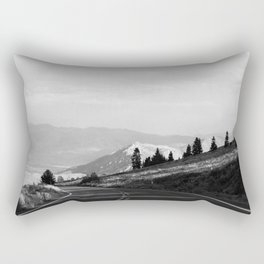 Granite Mountain Rectangular Pillow