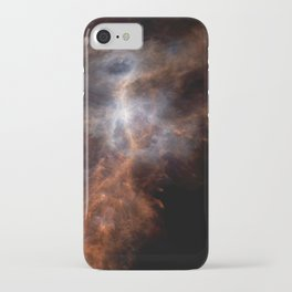 1234. Ionized Carbon Atoms in Orion iPhone Case