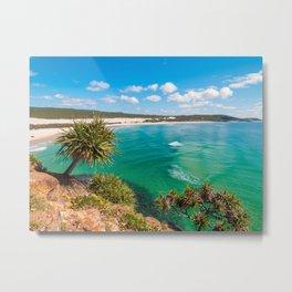 Fraser Island, Queensland, Australia Metal Print