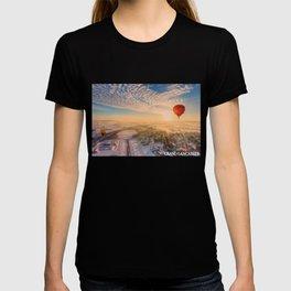 Floating Sunrise T-shirt