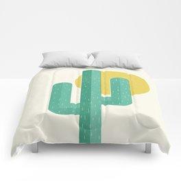 Desert Cactus Comforters