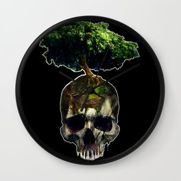 Rebirth Wall Clock