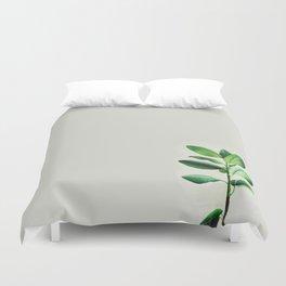 Ficus Duvet Cover