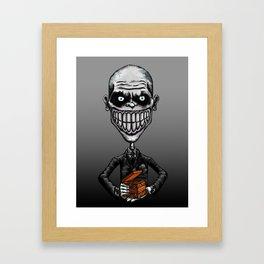 Buffy - The Gentlemen (Lone Gent) Framed Art Print