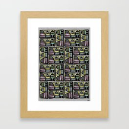 The Hills are Alive Framed Art Print