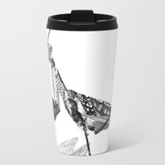 Praying Mantis Travel Mug