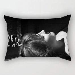 Smoked Skin Rectangular Pillow