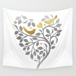 Love Branch Wall Tapestry