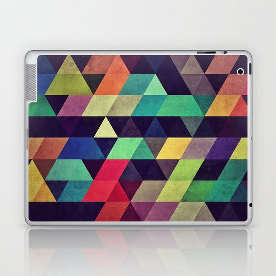 ZTYRLA Laptop & iPad Skin