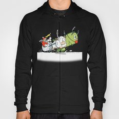 You Cannot Escape Love. Hoody