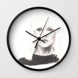 blondie... Wall Clock