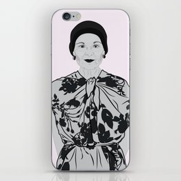 Vivienne- Fan Art iPhone Skin