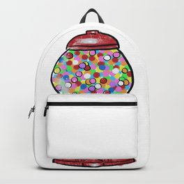 Gumball Machine Backpack